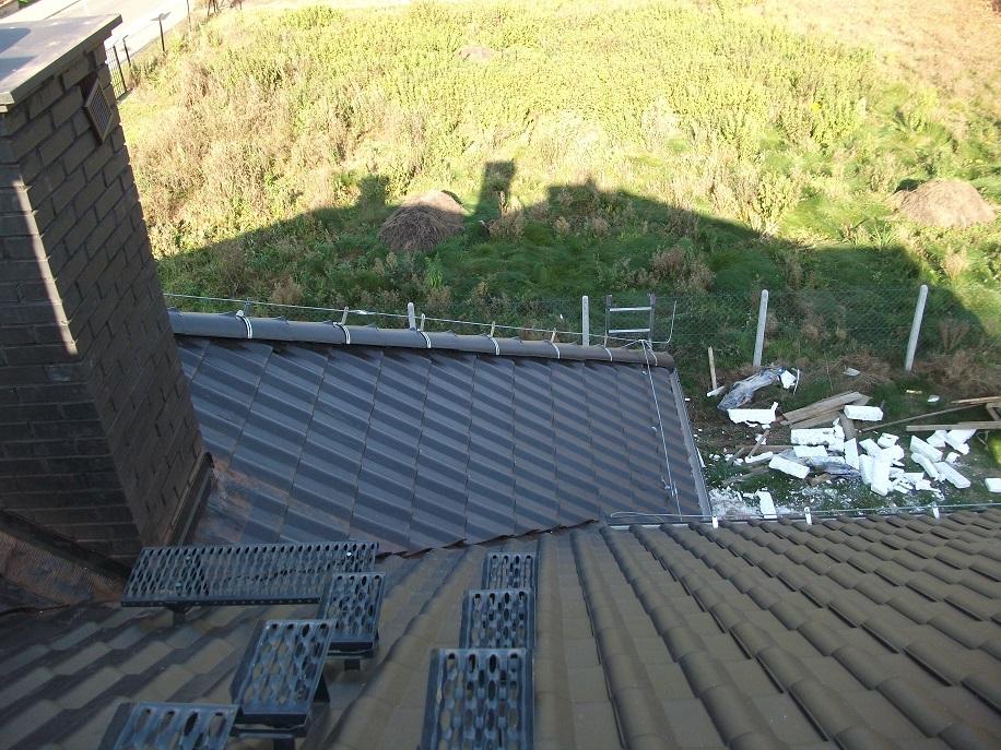 dom instalacja odgromowa