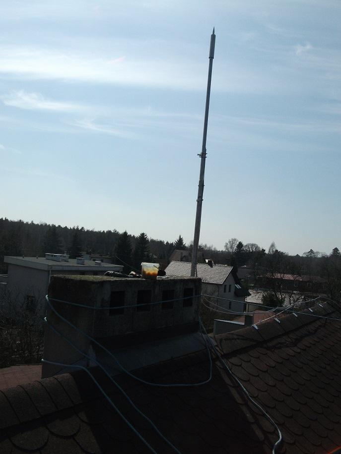 dom odgromowka gromostar